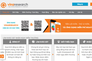 Vinaresearch - Online market research
